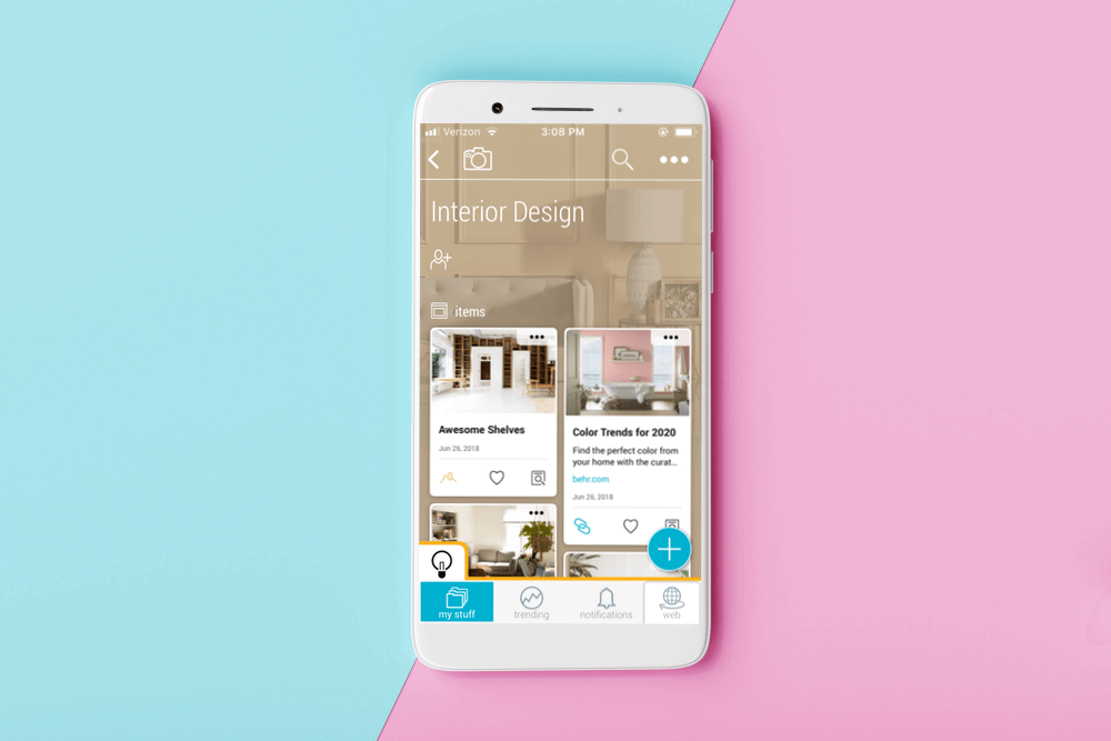 This One App is a Game Changer for Interior Designers