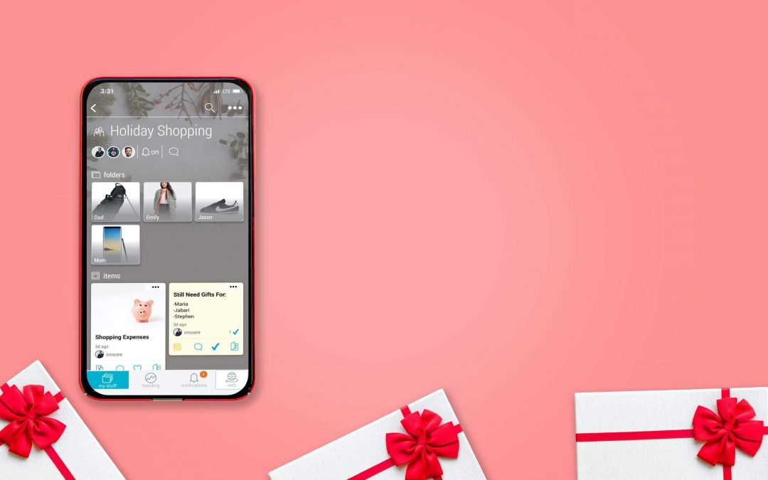 The Best App for Holiday Shopping and Wish Lists